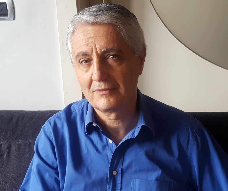 Francisco Oya, profesor de Historia expedientado por la dirección del IES Joan Boscà de Barcelona.