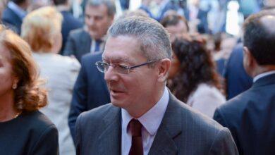 Anticorrupción pide el archivo de la imputación contra Ruiz-Gallardón en Lezo
