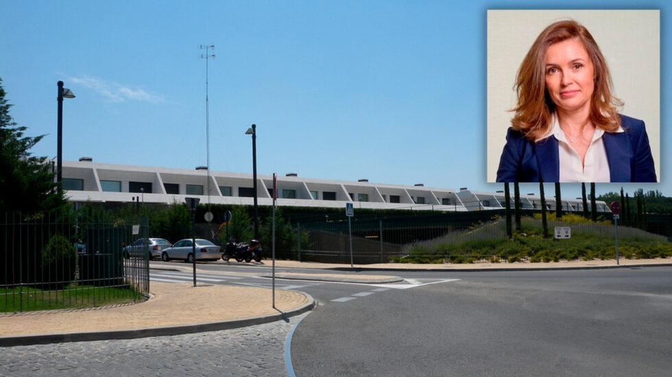 Susana García-Cereceda, responsable de la Urbanización La Finca en Pozuelo (Madrid).
