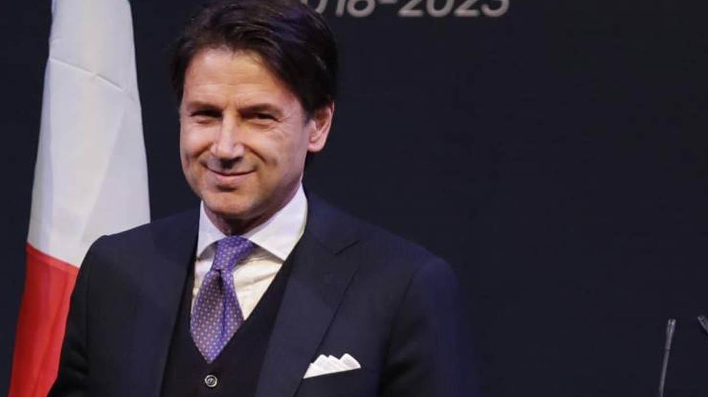 Giuseppe Conte, candidato a presidir el gobierno de Italia