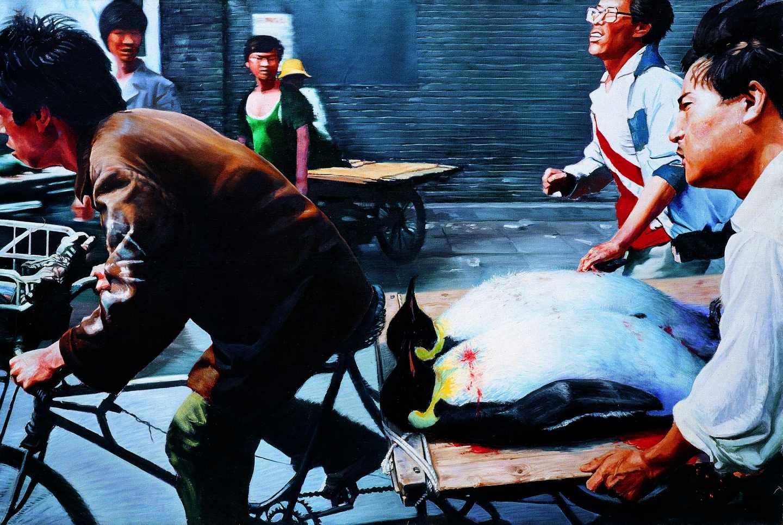 'New Beijing' de Wang-Xingwei