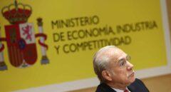 El secretario general de la OCDE, Ángel Gurría, en una de sus últimas visitas a España.