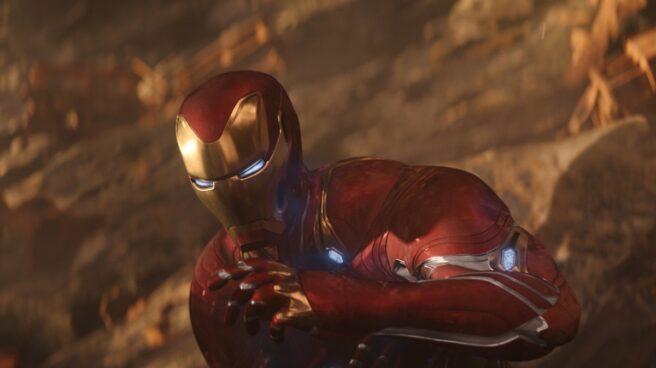 Fotograma de la película 'Iron Man'.
