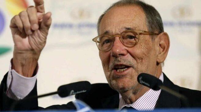 El exministro socialista, Javier Solana.