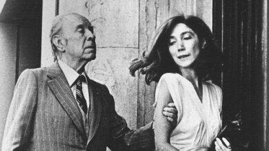 Kodama, el bastón que sigue sosteniendo a Borges