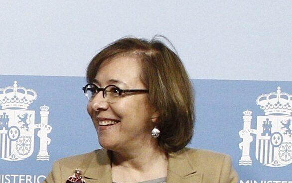 Carmen Martínez Castro.