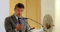El ministro de Justicia, Rafael Catalá, en el desayuno informativo de 'Cinco días'.