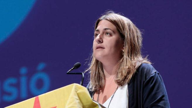 Marta Pascal, coordinadora del PdeCat, ha sido una de las interlocutoras con Millo