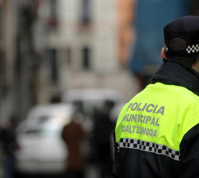 La Policía Local de Madrid encuentra y pone a disposición judicial una bolsa con más 150.000 euros