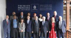 Jurado Premio Princesa de Asturias.