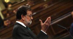 """Rajoy acusa a Sánchez de """"poner a España al servicio de su campaña electoral"""""""