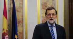 Mariano Rajoy, en el Congreso este miércoles.