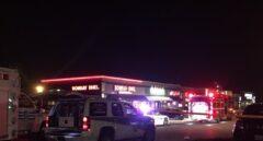 El restaurante canadiense donde ha tenido lugar la explosión.