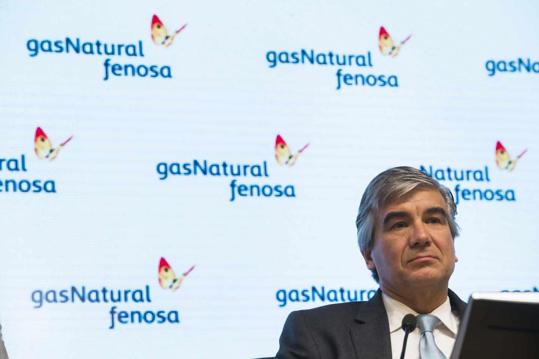 El presidente de Gas Natural Fenosa, Francisco Reynés.
