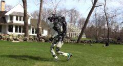 Robot humanoide de Boston Dynamics, presentado en primavera de 2018.