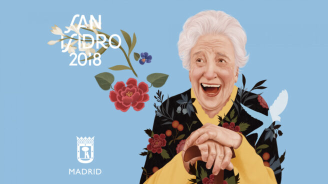 Uno de los carteles de San Isidro 2018.