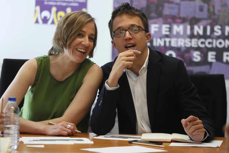 """No votar a Tania Sánchez: la directriz contra la mujer """"más odiada en Podemos"""""""