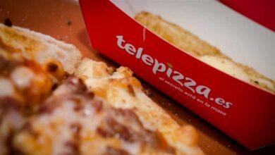 La Comunidad de Madrid recurre a Telepizza para entregar los menús de becas comedor de Renta Mínima de Inserción