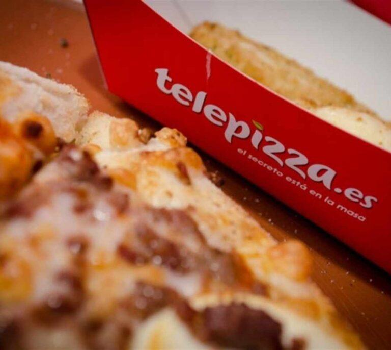 Food Delivery Brands (Telepizza) incrementa un 187% su Ebitda