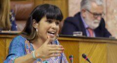 Teresa Rodríguez tenía que caer