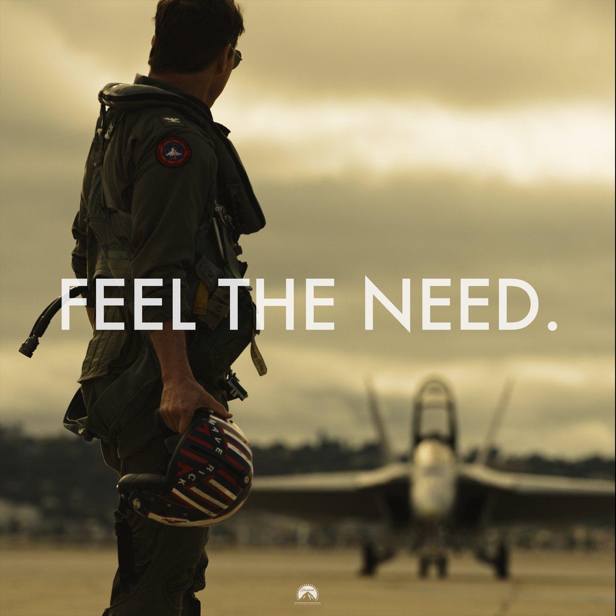 Imagen con la que Cruise ha anunciado el inicio del rodaje de 'Top Gun 2'