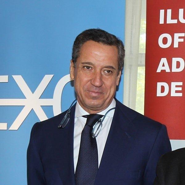 El ex ministro y ex presidente de la Generalitat valenciana Eduardo Zaplana.