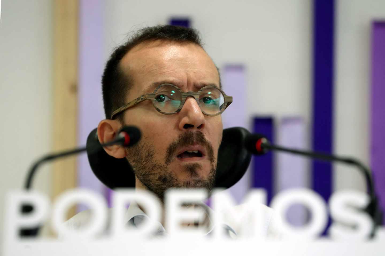 """Echenique advierte al PP que si no apoya el estado de alarma será responsable de """"miles de muertos"""""""