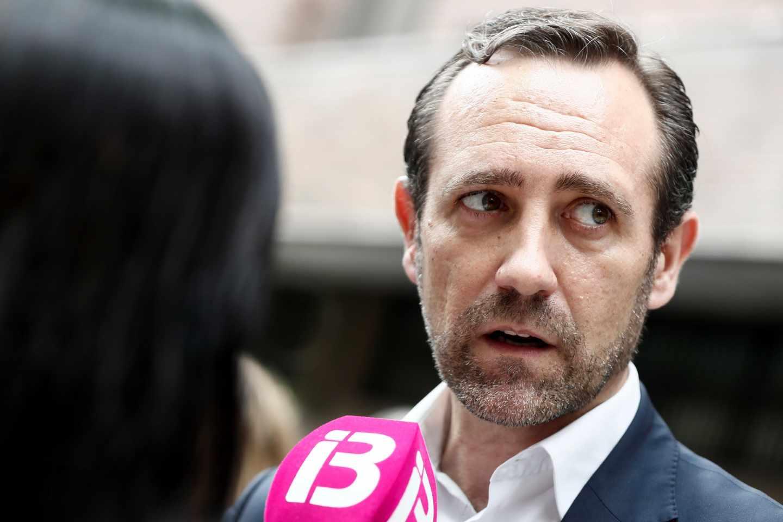 El senador José Ramón Bauzá