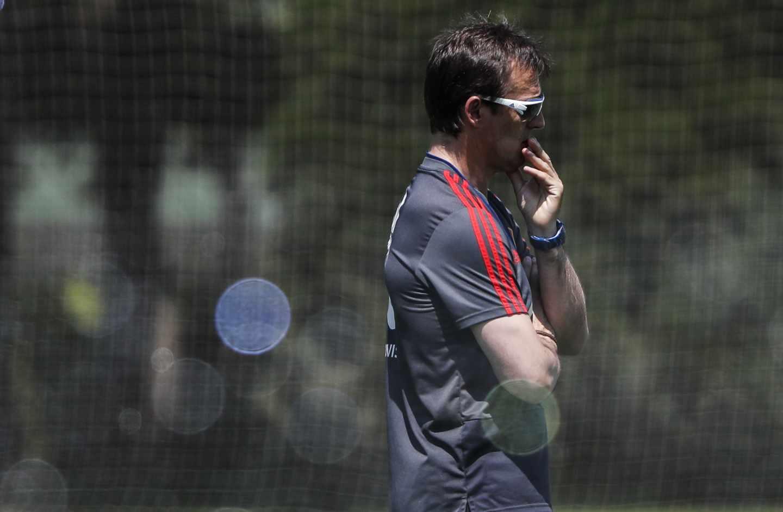 La Federación destituye a Julen Lopetegui tras su fichaje por el Real Madrid