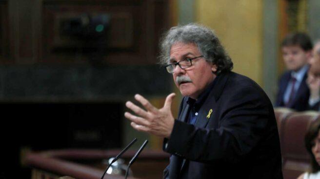 El portavoz de ERC en el Congreso, Joan Tardá.