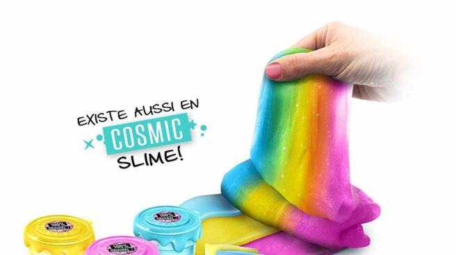 Slime, el juguete de moda, puede ser peligroso para la salud, advierte la OCU.