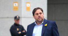 El Gobierno trasladará a Cataluña este martes a Junqueras, los Jordis, Forcadell, Bassa y Romeva