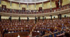 Sesión de control en el Congreso.