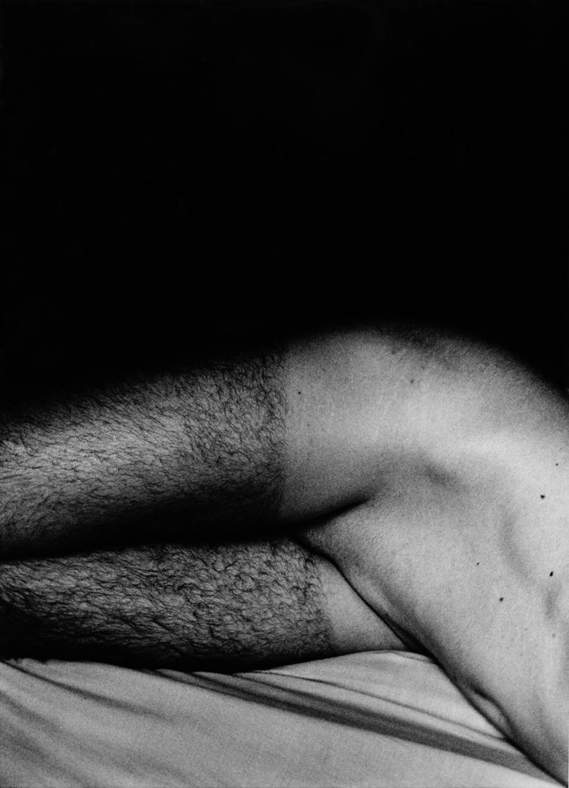 David Trullo, Madrid, 1969. Pure Silk, 1999. Fotografía sobre papel Hahnemühle.