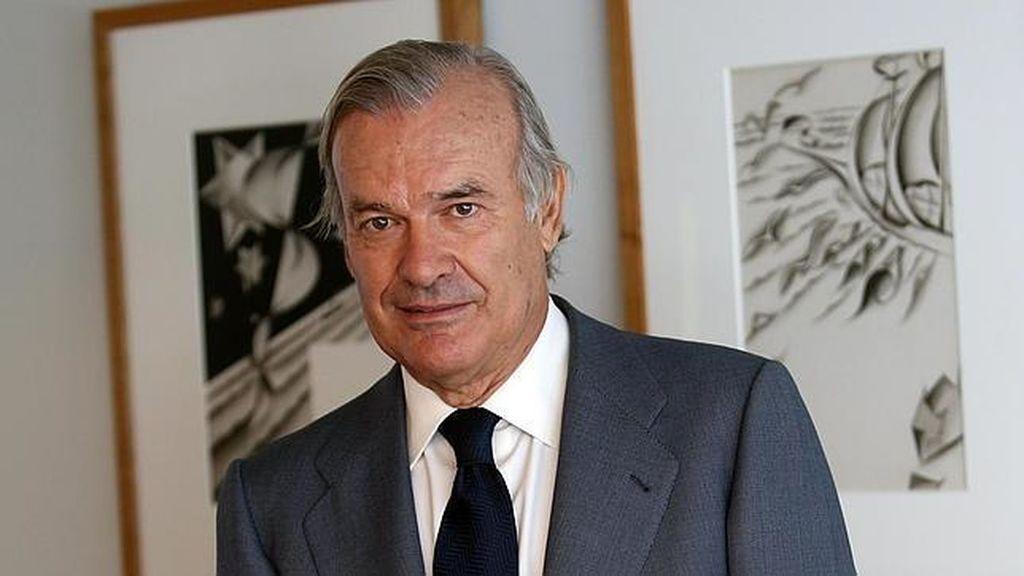 Rodrigo Echenique, expresidente de Santander España.
