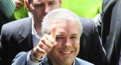 El centrista Iván Duque gana en Colombia
