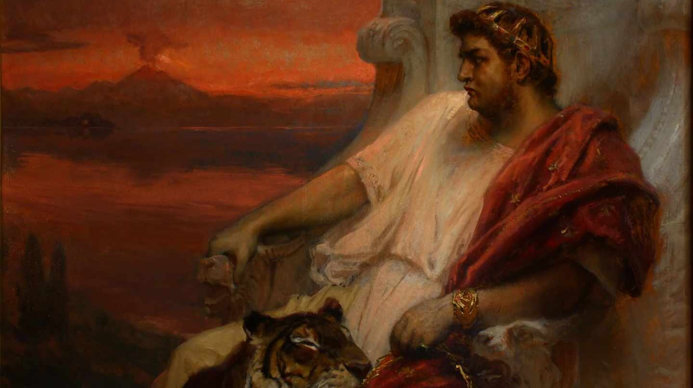 Nerón, un populista en la antigua Roma.