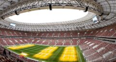 El Mundial de Rusia es una ruina