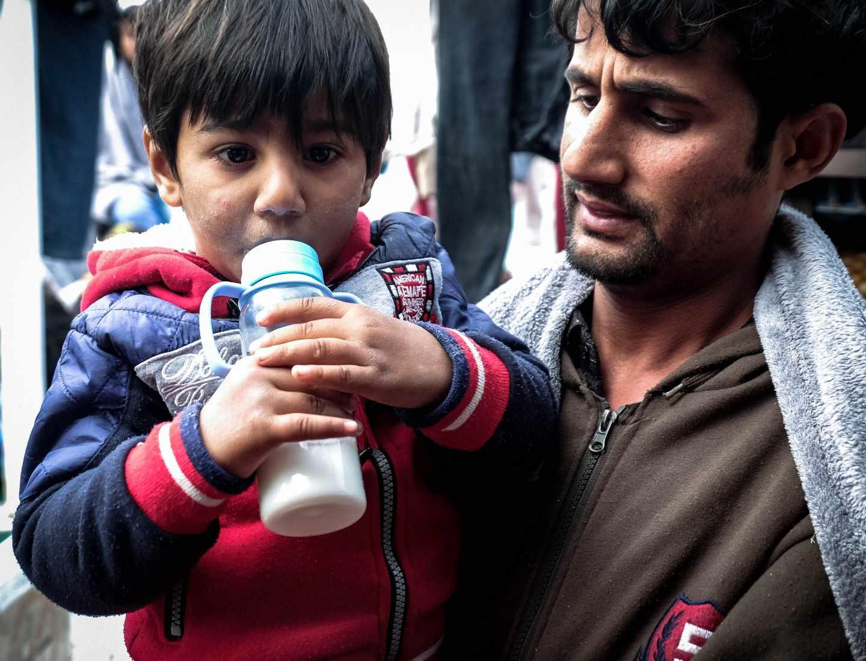 Rian y su tío, Mohammad