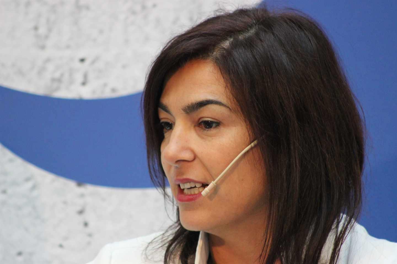 La ex esquiadora María José Rienda.
