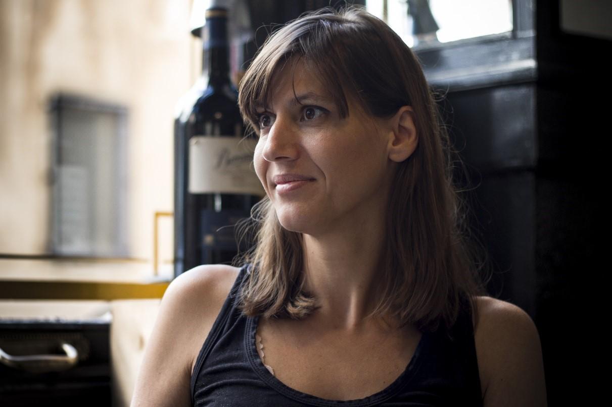 Sandrine Morel, corresponsal del diario 'Le Monde' en España.