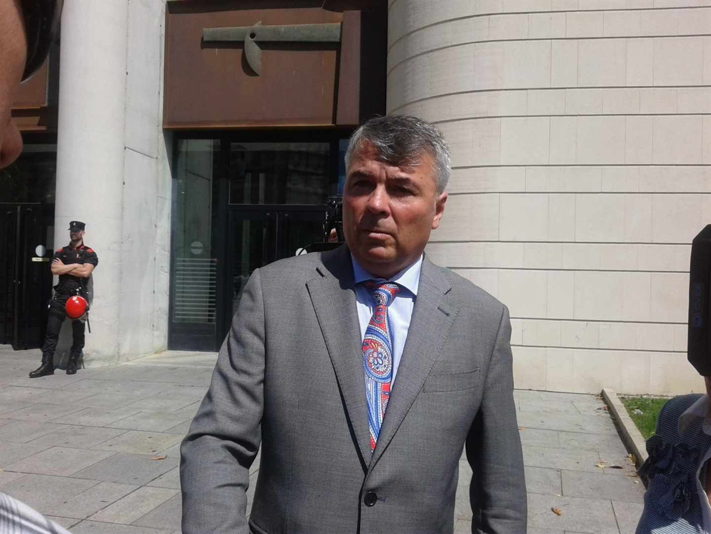 Agustín Martínez Becerra, abogado de La Manada.