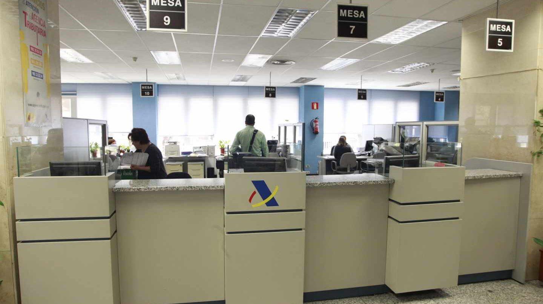 Foto de archivo de la Agencia Tributaria.