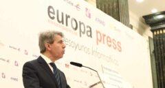 Ángel Garrido anuncia una nueva reducción de tasas universitarias en Madrid