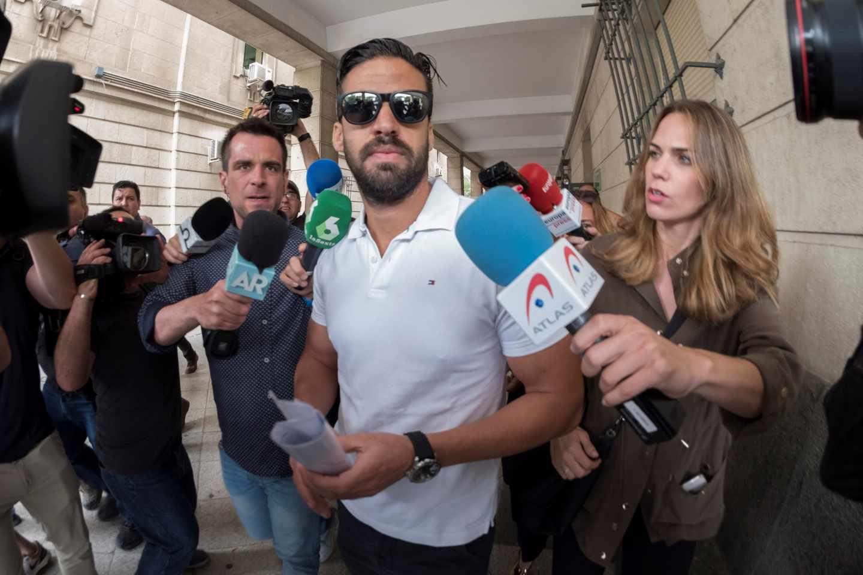 El guardia civil de La Manada, Antonio Manuel Guerrero.