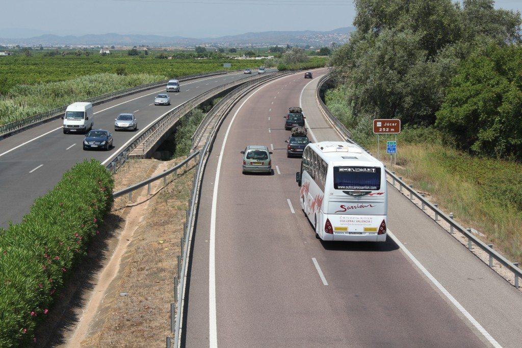 El PSOE prometió hace 2 meses que haría gratuita la AP-7 en la Comunidad Valenciana