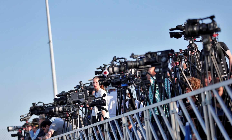 Más de 700 periodistas acreditados para recibir la llegada del Aquarius.