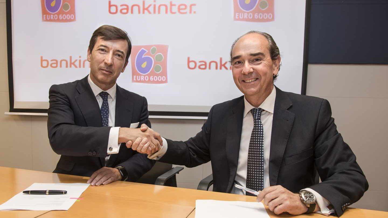 Bankinter cierra un acuerdo con Euro 6000 y pone a disposición de sus clientes 17.000 cajeros gratuitos.
