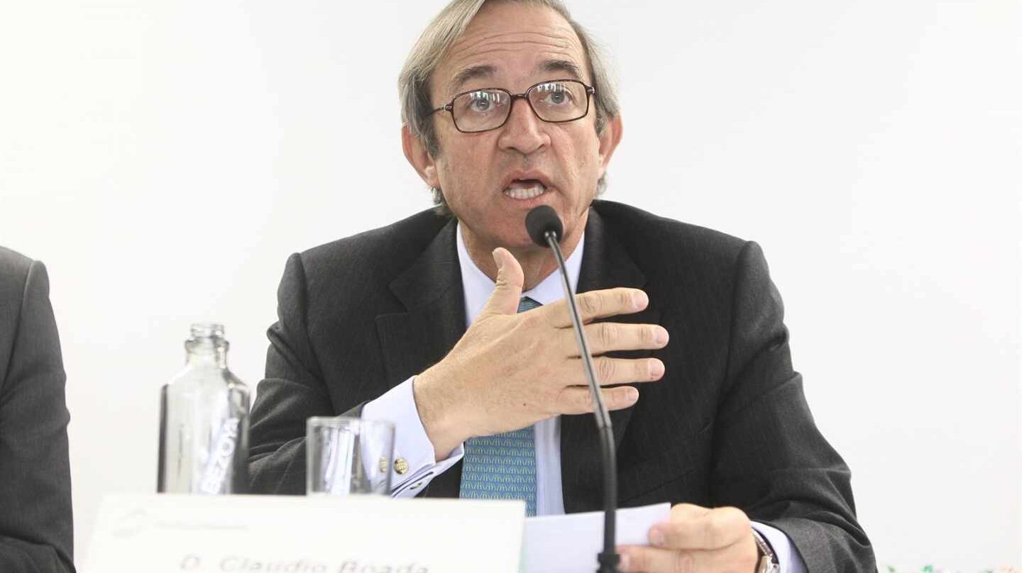 Claudio Boada Pallarés, presidente de Anticipa Real Estate y 'senior adviser' para España y Portugal de Blackstone.