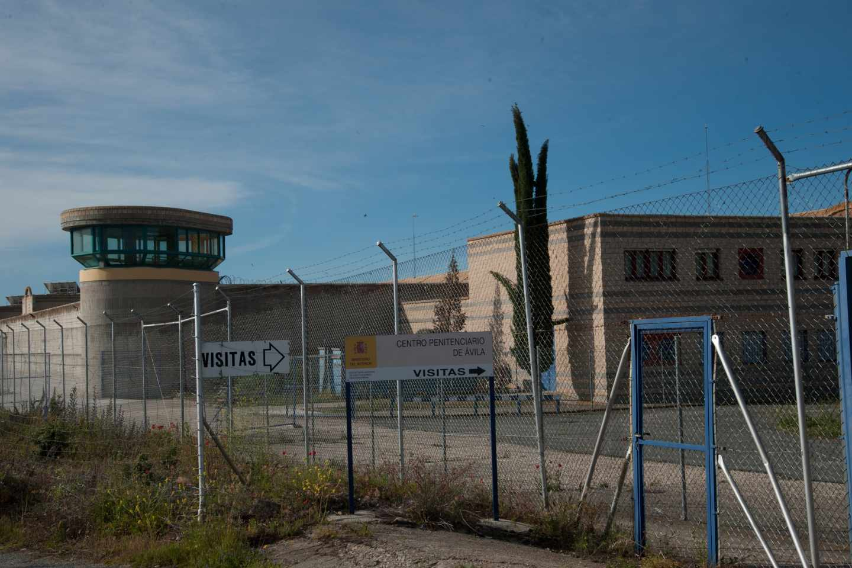 Centro penitenciario de Brieva, en las inmediaciones de Ávila.